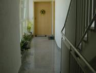 Glänzendes Treppenhaus